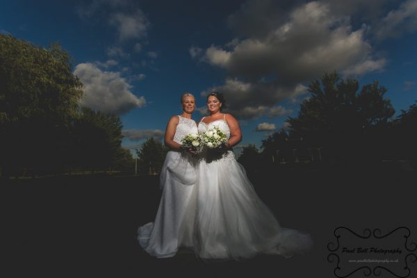 The Wedding of Holly and Dorrie